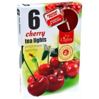 theelicht geur 18x40 box a 6 pc cherry (kers)