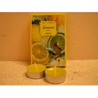 theelicht geur 18x40 box a 6 pc lemon