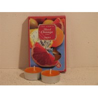 theelicht geur 18x40 box a 6 pc blood orange op=op