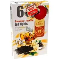 theelicht geur 18x40 box a 6 pc bourbon vanilla
