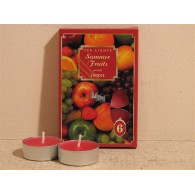 theelicht geur 18x40 box a 6 pc summer fruits