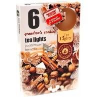 theelicht geur 18x40 box a 6 pc grandmas cookies