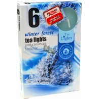 theelicht geur 18x40 box a 6 pc winter forest