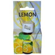 geur olie flesje lemon