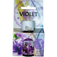 geur olie flesje violet